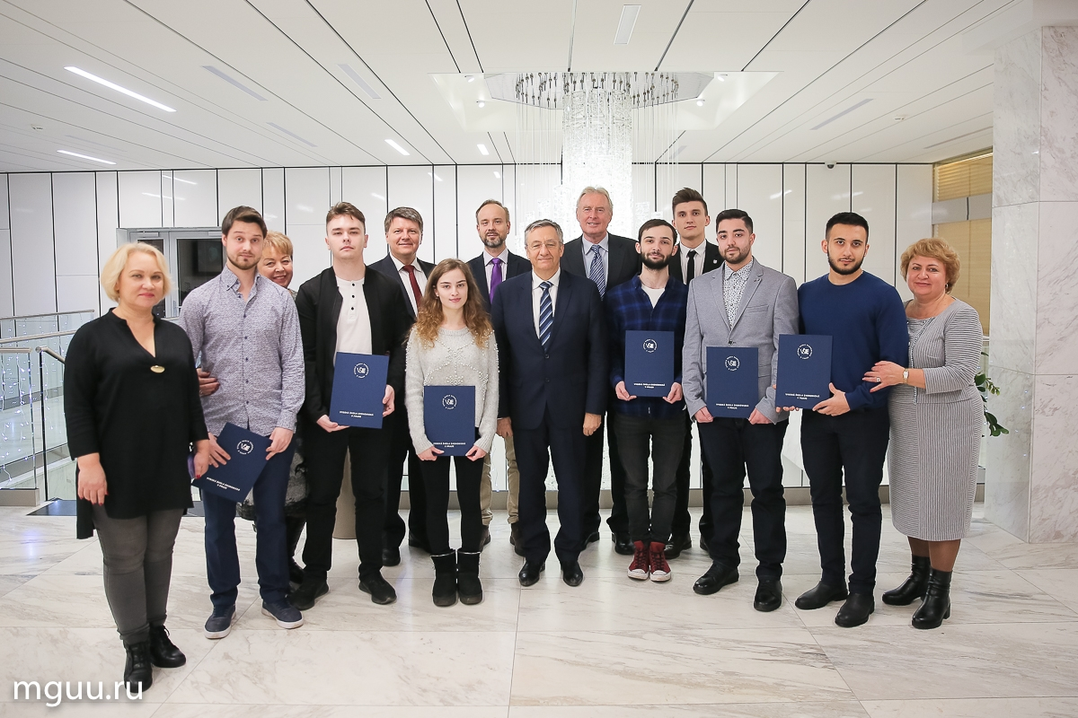 Graduates of the EPM Programme Received Their Diplomas in Moscow