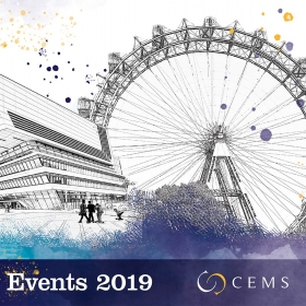 VSE students and representatives at the CEMS Annual Events 2019 in Vienna