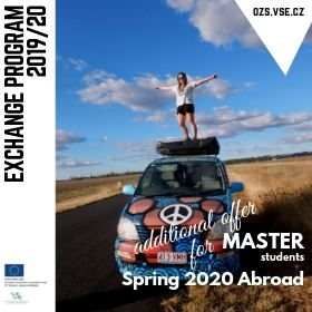 Additional Master Selection Procedure for Exchange Programme in the Spring Semester 2020