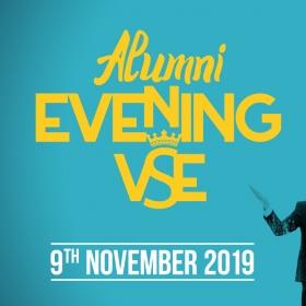 Alumni Evening with VŠE – November 9, 2019