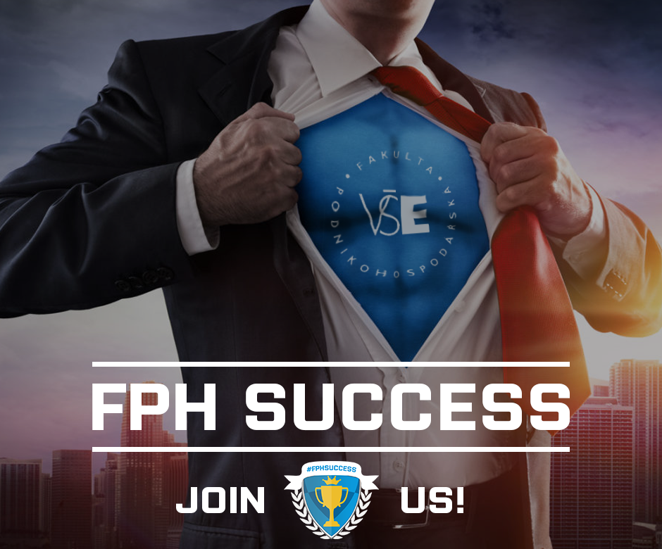 FPH Success is a new project for sharing stories of successful students of the faculty