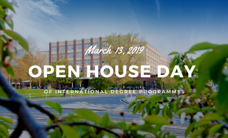 Doctoral studies application deadline on May 15, 2019
