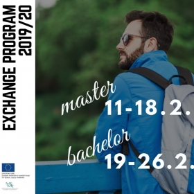 Exchange Programme Applications for 2019/20 are OPEN