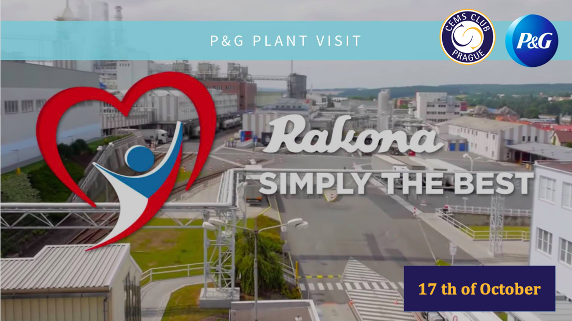Sign up and visit factory of the future – Procter & Gamble